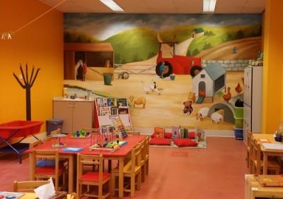 保育室の画像