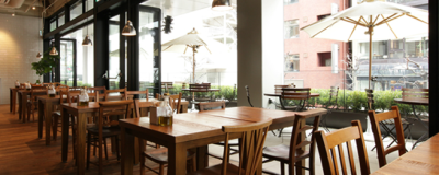 渋谷ロイヤルガーデンカフェのランチ2