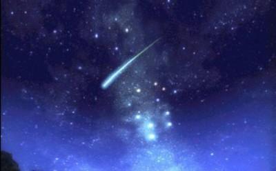 オリオン座流星群を観察に子連れでおでかけ