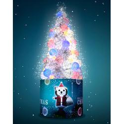 クリスマスにサンタに会えるイベントが東急百貨店で開催のイメージ画像