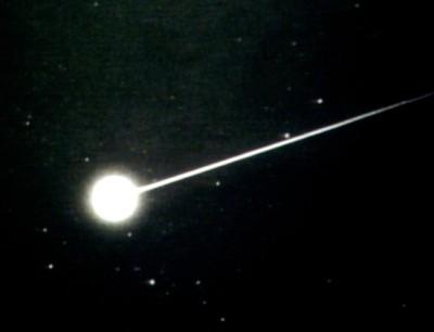 おうし座流星群の過去の画像