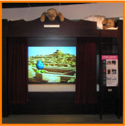 子連れで行ける公共施設、映像コーナーの画像