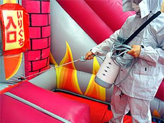 札幌のファンタジーキッズリゾートに子連れでおでかけの消化作業の体験画像