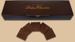 贈り物にうってつけの有楽製菓のハイミルクチョコレートの画像