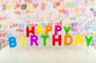 お誕生日の特典がたくさんある施設のイメージ画像