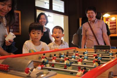 東京・四谷の室内で遊べる遊び場東京おもちゃ美術館の画像