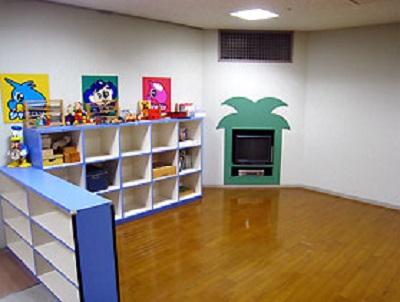 名古屋ドーム席子連れおすすめの託児室の画像
