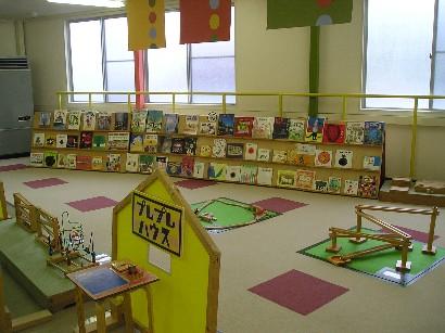 子どもの感性が豊かになる遊び場・部屋のイメージ画像