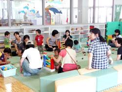 子連れで行ける公共施設札幌子育て支援センターの画像
