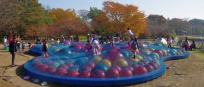 ふなばしアンデルセン公園アスレチックが人気!千葉_船橋市の施設画像03
