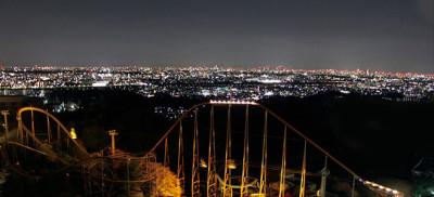 2014年イルミネーション・イベント開催のよみうりランドの画像01