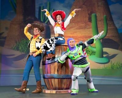 ディズニーのミュージカルの画像