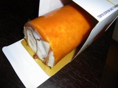 ロールケーキの人気店・アリンコのロールケーキの画像