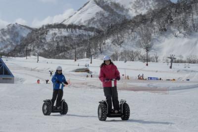 冬の雪を楽しむ子どもの遊びを満喫できるキロロリゾートの画像06