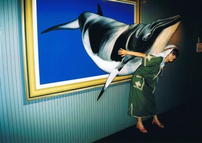 トリックアート美術館の東京・高尾山の館内画像05