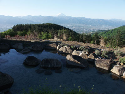 絶景温泉の定番・ほったらかし温泉の画像02