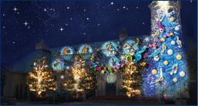 クリスマスイベントにイクスピアリがおすすめの画像