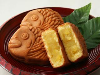 東京の手土産でおすすめな日本橋屋長兵衛の栗餡の画像