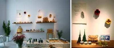 ヨーロッパ、雑貨、東京、北欧、インテリア、キルップトリの店内の画像