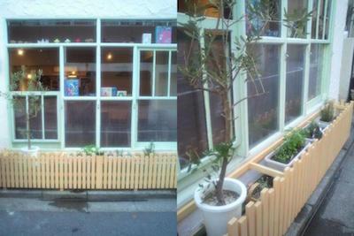 子連れでカフェが楽しめる凸凹キッチンの画像