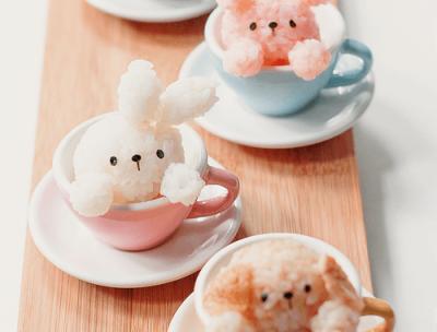 子連れで楽しめるうさぎカフェのイメージ画像