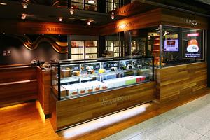 ロールケーキの人気店・アリンコの店先画像