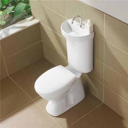 年末の大掃除に重曹とクエン酸でトイレの画像