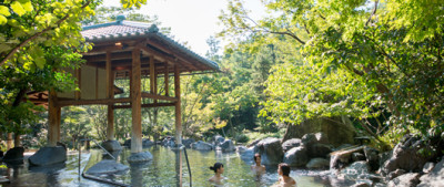 子連れ旅行におすすめの長島温泉のイメージ画像