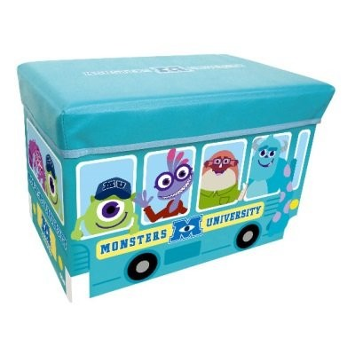 子供が片付けやすくなる箱収納のポイントのイメージ