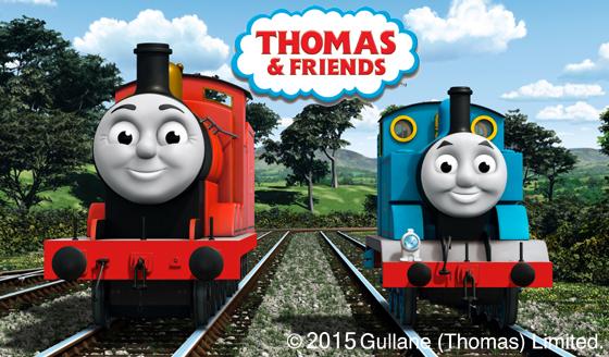 大井川鐵道SL静岡観光おすすめトーマスの画像