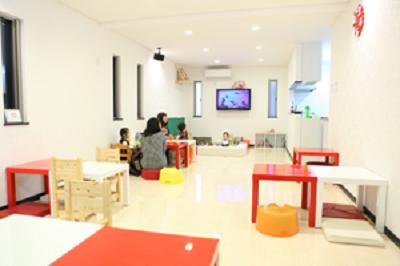 名古屋子連れランチの親子カフェの画像