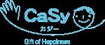 カジーのロゴ