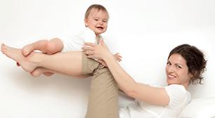 妊娠中の体重増加と産後ダイエットのイメージ画像
