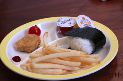 茨城のキッズカフェ!キッズメニューの画像