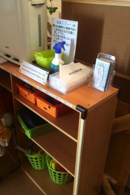 茨城のキッズカフェの店内設備の画像02