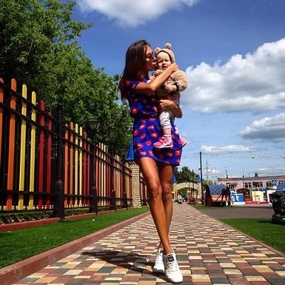 浜松市観光、ママと赤ちゃんの画像