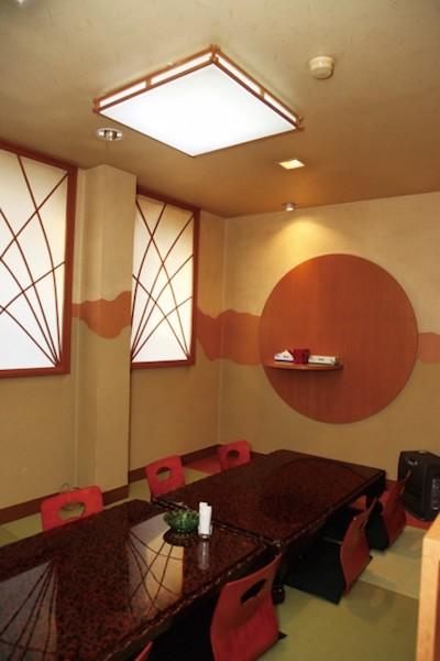 茨城のキッズカフェHanaMomoの個室イメージ画像