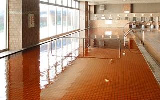 埼玉のかすかべ湯元温泉の日帰りで楽しめる内風呂の画像
