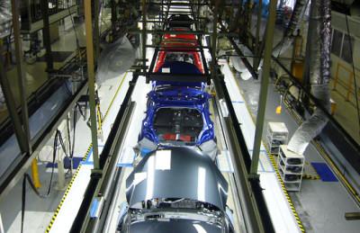 マツダ自動車の工場見学とミュージアムの画像