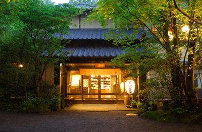 熊本県の黒川温泉にある山河に子連れおでかけ