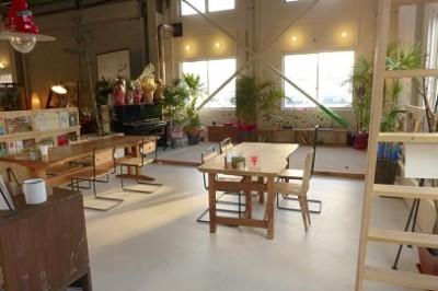 仙台おすすめカフェランチ、ゼロ村カフェの画像