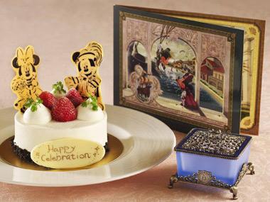 ディズニーホテルミラコスタのレストランの画像
