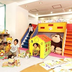 北海道リゾートホテル、大満足、キッズルームの画像