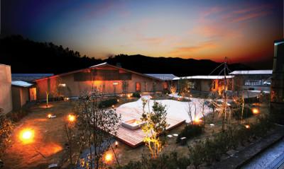 大阪から日帰りできる京都の温泉のイメージ画像