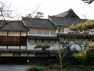 愛知観光スポット服部邸の画像