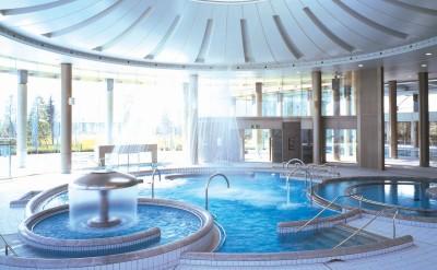 温浴施設のヒルトン小田原リゾート&スパの写真