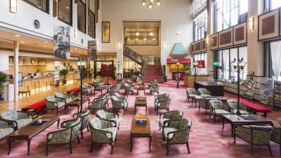 道後温泉おすすめのホテル椿館の画像