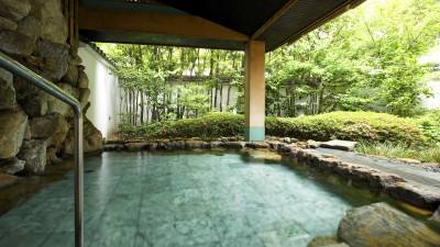 道後温泉おすすめのホテル椿館のお風呂画像