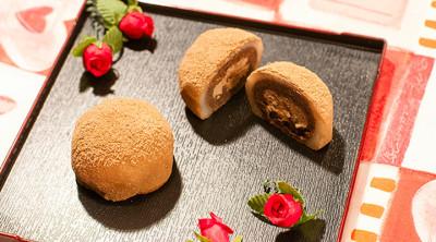 名古屋バレンタインの和菓子の画像