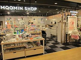 ムーミンショップの東京・北千住店のイメージ画像